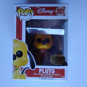 Funko Pop Disney Pluto Exclusive